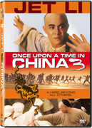 Once Upon A Time In China 3 , Lau Shun
