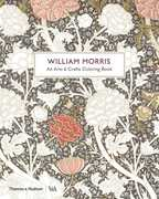 William Morris: An Arts and Crafts Coloring Book