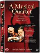 A Musical Quartet , Isaac Stern