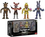 FUNKO 2 VINYL FIGURES: Five Nights At Freddy's - 4PK Vinyl Figure Set