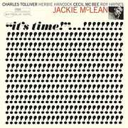 It's Time! [Import] , Jackie McLean
