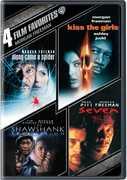 4 Film Favorites: Morgan Freeman