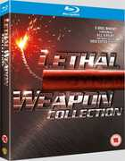 Lethal Weapon Collection 1-4 [Import] , Mel Gibson
