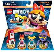 LEGO Dimensions: Team Pack - Powerpuff Girls