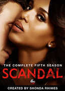 Scandal: The Complete Fifth Season , Kerry Washington