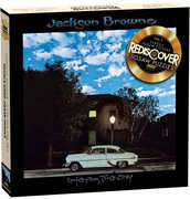 Jackson Browne - Late For The Sky (Rediscover Jigsaw Puzzle)