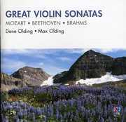 Great Violin Sonatas , Dene Olding
