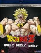 Dragon Ball Z: Broly Triple Feature