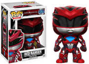 FUNKO POP! MOVIES: Power Rangers - Red Ranger
