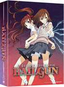 A Certain Scientific Railgun Season 1 Pt 1 , Brittney Karbowski