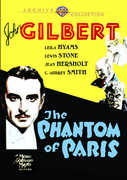 The Phantom of Paris , John Gilbert