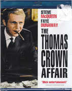 Thomas Crown Affair , Paul Burke