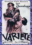 Variety (Variete) (1925) , Emil Jannings