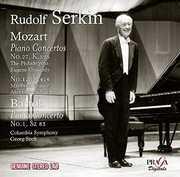 Mozart And Bartok: Piano Concertos