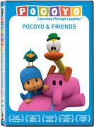 Pocoyo: Pocoyo and Friends , Stephen Fry