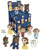 FUNKO MYSTERY MINIS: Beauty & the Beast Live Action (One Figure PerPurchase)