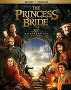 The Princess Bride (30th Anniversary Edition) , Cary Elwes