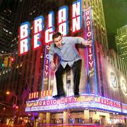 Live from Radio City Music Hall , Brian Regan