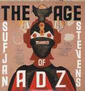 The Age Of Adz , Sufjan Stevens
