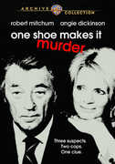One Shoe Makes It Murder , Robert Mitchum