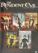 Resident Evil/ Resident Evil: Afterlife/ Resident Evil:Apocalypse