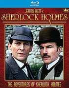 Adventures of Sherlock Holmes , Jeremy Brett