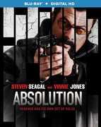 Absolution , Steven Seagal