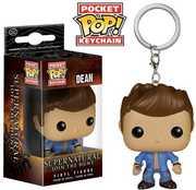 Funko Pocket Pop! Keychain: Supernatural - Dean