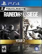 Tom Clancy's Rainbow Six Siege Year 2 - Gold Edition for PlayStation 4