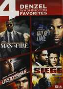 Man on Fire /  Out of Time /  Unstoppable /  Seige