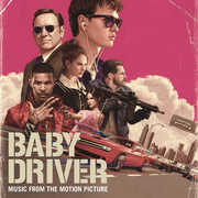 Baby Driver (Music From The Motion Picture) (Various Artists) , Various Artists