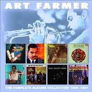 Complete Albums Collection 1958-1961 , Art Farmer