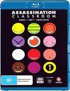 Assassination Classroom Part 1: Eps 1-11 [Import]