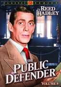 The Public Defender: Volume 8 , Reed Hadley