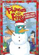 Phineas and Ferb: A Very Perry Christmas , Ashley Tisdale