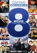 8 Movie Collection: Captive Comedies , Harrison Ford