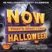 Now That's What I Call Halloween (Various Artists) , Various Artists