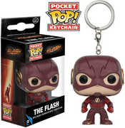FUNKO POP! KEYCHAIN: The Flash - The Flash