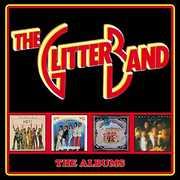 Albums: Deluxe Four CD Boxset [Import] , Glitter Band