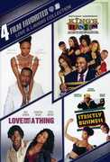 4 Film Favorites: Love and Laughs , Tommy Davidson