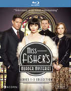 Miss Fisher's Murder Mysteries: Series 1-3 Collection , Essie Davis