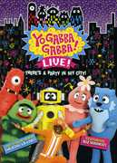 Yo Gabba Gabba: There's a Party in My City , Biz Markie