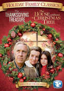 Thanksgiving Treasure /  House Without a Christmas , Jason Robards Jr.