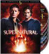 Supernatural: The Complete Fifth Season , Misha Collins
