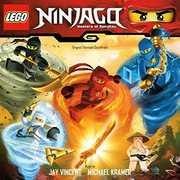 Ninjago Masters Of Spinjitzu (Original Soundtrack) , Various Artists