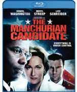 Manchurian Candidate , Denzel Washington