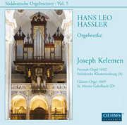 Joseph Kelemen plays Hans Leo Hassler