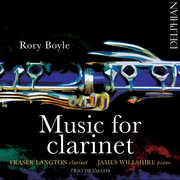 Rory Boyle: Music for Clarinet