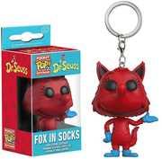 FUNKO POP! KEYCHAIN: Dr. Seuss - Fox in Socks