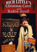 Rich Little's Christmas Carol and Robin Hood , W.C. Fields